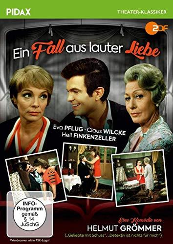 Ein Fall aus lauter Liebe / Komödie mit Eva Pflug und Claus Wilcke (Pidax Theater-Klassiker) Eva-fall