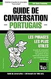 Telecharger Livres Guide de conversation Francais Portugais et dictionnaire concis de 1500 mots (PDF,EPUB,MOBI) gratuits en Francaise