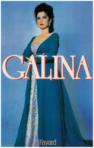 Galina : Histoire russe