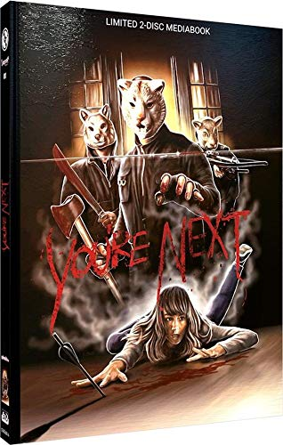 You're Next - Limited Edition Mediabook Cover A (+ DVD) [Blu-ray]
