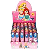 Parteet Lipstick Style Rubber Eraser for Birthday Party (Pack of 36)