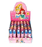 #9: Parteet Lipstick Style Rubber Eraser for Birthday Party (Pack of 36)