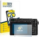 BROTECT AirGlass Flexible Glass Protector for Panasonic Lumix DMC-GX80 Screen Protector Glass - Extra-Hard, Ultra-Light