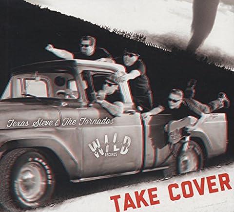 TEXAS STEVE & The Tornados Take Cover (2012)