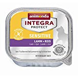 Animonda Integra Protect Sensitiv mit Lamm & Reis | 16x 100g