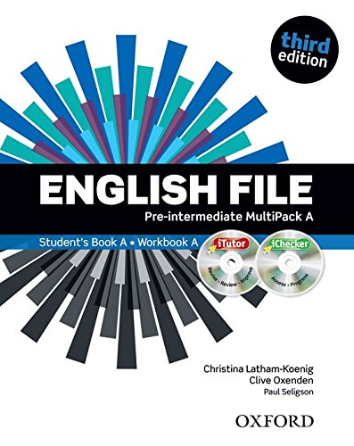 English File Third Edition: Pre-Intermediate Multipack A SBWB Lessons 1-6