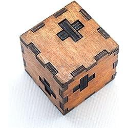 Joyeee® Cubo 3D Rompecabezas de Madera Juego Puzle - #11