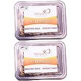 Varya's Gluten Free Chakli - 300 Grams - (2x150)