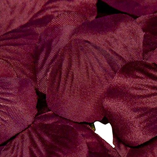 Eleganza Rose Petals Purple x 164pcs 10x10x4 cm Polyester