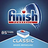 Finish Classic, Spülmaschinentabs, XXL Pack, 85 Tabs