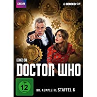 Doctor Who - Die komplette Staffel 8
