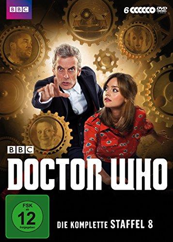 Doctor Who - Die komplette Staffel 8 [6 DVDs]