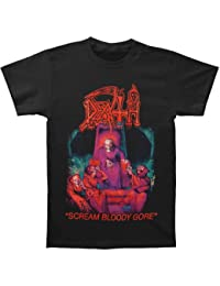 Death Scream Bloody Gore T-Shirt Black