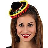 Atosa  - Cart. mini sombrero mexicano