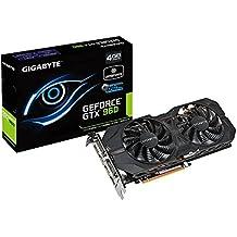 Gigabyte GV-N960WF2-4GD NVIDIA GeForce GTX 960 4GB - Tarjeta gráfica (Activo, ATX, NVIDIA, GeForce GTX 960, GDDR5, PCI Express 3.0)