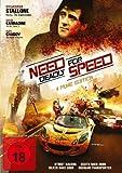 Need for Deadly Speed (4 Filme Edition: Street Racer / Death Race 2000 / Death Race 3000 & Russian Transporter)
