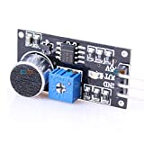 #10: REES52 Sound Detection Sensor Module or Intelligent Vehicle Microphone Arduino Smart Car Arduino ARM Raspberry and Other MCU
