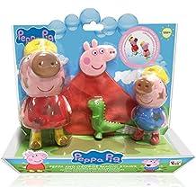 Peppa Pig - Peppa y George Manchitas Mágicas