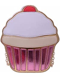 Blingg Ice-Cream Cup Sling Bag Gift For Girls/Women