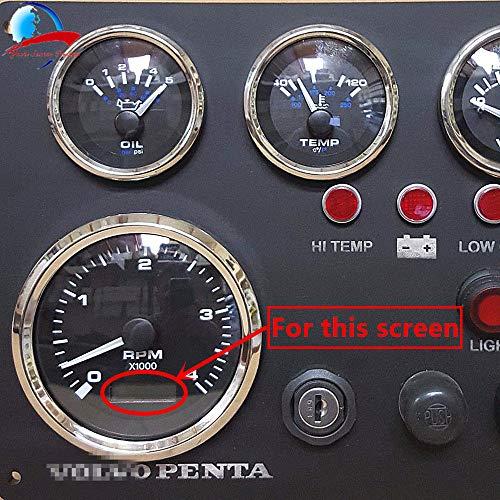 FidgetGear LCD Display Volvo Penta boats, Kenworth trucks, VDO  international, VDO cockpit