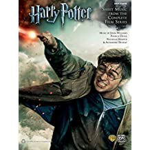 Harry Potter -- Sheet Music from the Complete Film Series: Easy Piano (Harry Potter Sheet Mucic)