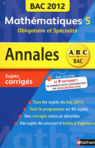 ANNALES BAC 2012 MATHS S OBLI+