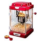celexon CinePop CP1000 Popcornmaschine mit Edelstahltopf und Innenbeleuchtung