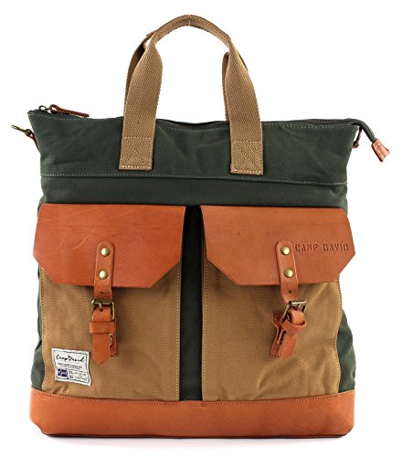 Camp David Trapper Creek Shopper Sac Fourre-tout 38 cm