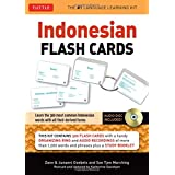 Indonesian in a Flash (Tuttle Flash Cards)