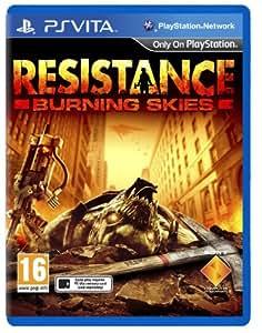 Resistance: Burning Skies (PlayStation Vita)