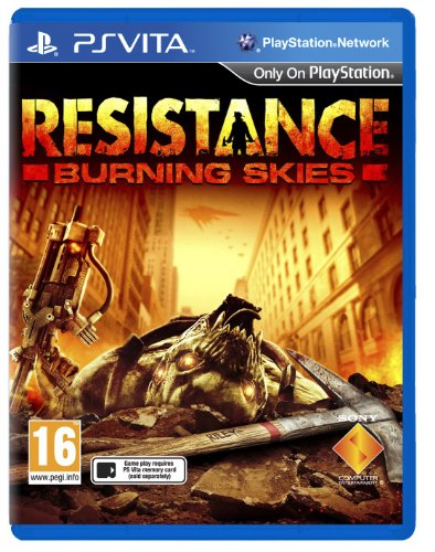 [Import Anglais]Resistance Burning Skies Game PS Vita
