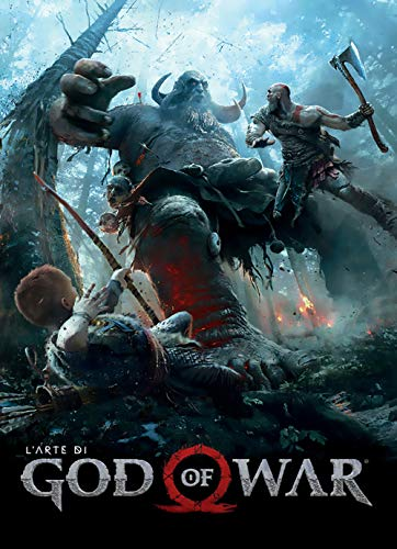 L'arte di God of War