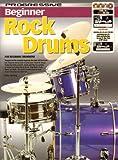 Progressive: Beginner Rock Drums (Book/Cd/2Dvds/Dvd-Rom) [UK Import]