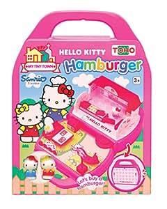 Toho bj290321 poupee et mini poupee hello kitty - Maison de poupee hello kitty ...