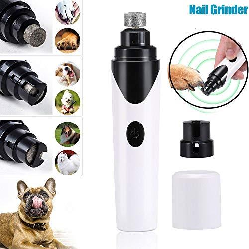 Generic RIC N Pro Elektrische Nagelfeile Trimmer, Elektrische Nagelfeile für Katzen, Nagel und Katzennägel -