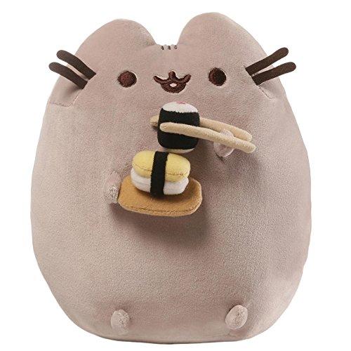 GUND-4058938-Pusheen-Sushi-Soft-Toy