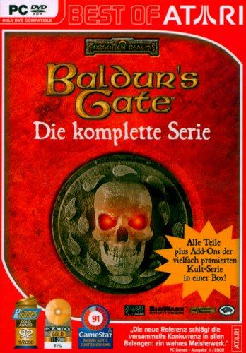 Baldur's Gate: Die komplette Serie (DVD-ROM)