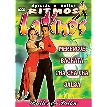 Aprende A Bailar Ritmos Latinos - Bailes De Salón