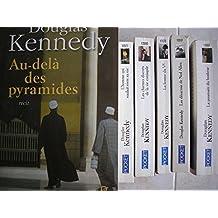 douglas kennedy - lot 6 livres : la poursuite du bonheur - les désarrois de ned allen - la femme du Ve - les charmes discrets de la vie conjugale - l'homme qui voulait vivre sa vie - au dela des pyramides