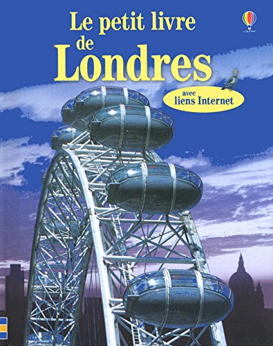 MON PETIT LIVRE DE LONDRES