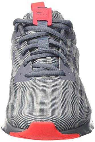 Nike Wmns Air Max Motion Lw Se, Scarpe da Ginnastica Donna Blu (Armory Blue/Armory Blue/Solar Red/Armory Navy)