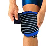 Best Knee Ice Packs - Luxury Hot Cold Gel Pack Compress Wrap Review