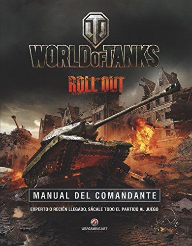 World of Tanks: Manual del comandante (Timun Games)