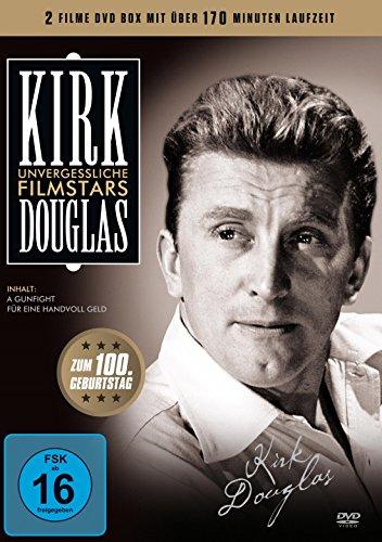 Unvergessliche Filmstars - Kirk Douglas