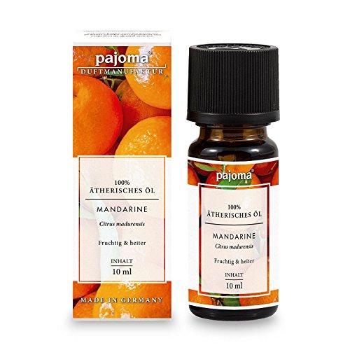 Ätherisches Duftöl ''Mandarine'' , 10 ml, 100% naturrein von pajoma Mandarin Shampoo