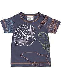 Phister & Philina Baby Boys' Elias Dive Organic T-Shirt