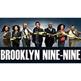 Brooklyn Nine Nine Poster On Silk <62x35 cm, 25x14 inch> - 65FA95