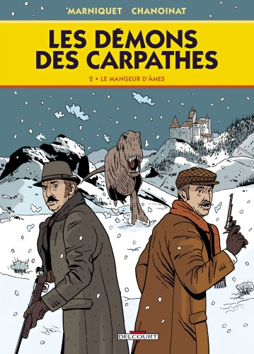 Démons des Carpathes T02 Le mangeur d'âmes