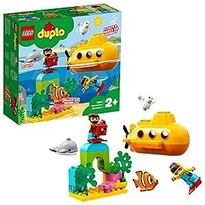 LEGO® - Conf_Submarine Duplo Ma Ville Juego de construcción, Multicolor (10905)