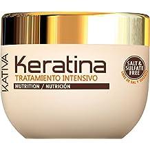Kativa - Mascarilla Tratamiento intensivo Keratina - 250 ml